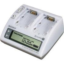 Cargador Sony Ac-vqp10 / Np-fp50 / Np-fp70 / Np-fp90