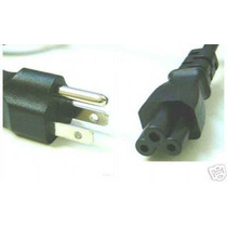 Cable D Corriente Para Cargador Laptop Hp Dell Toshiba Etc
