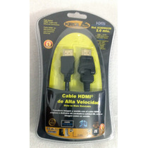 Cable Hdmi 2mts Hd Tv Krous