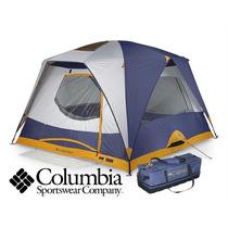 Carpa 6 Personas Columbia Base 305x305cm Alto 198cm