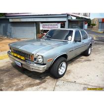Chevrolet Nova Versión Sin Siglas - Automatico