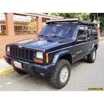 Jeep Cherokee Classic 4x4/laredo/vx3(cuero) - Sincronico