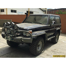 Toyota Macho Lx 4x4 - Sincronico