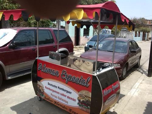 hamburguesa perro caliente: