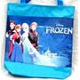 Bolso Cartera 33x34 Frozen Descendientes Disney Cotillon