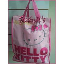 Bolso Playero Hello Kitty Grande