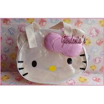 Cartera Hello Kitty Para Niña
