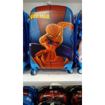 Spiderman Maleta Viajera Ergonómica