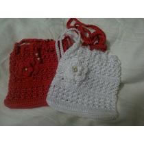 Carteras Juveniles En Crochet