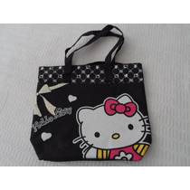 Bolso / Cartera De Hello Kitty Para La Playa