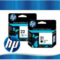 Cartuchos 21 Y 22 Hp Originales