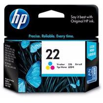 Cartucho Hp 22 Color Producto 100% Original Nuevo