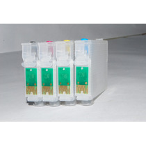 Cartuchos Recargables 73n Impresoras Epson Tx100, 200, 400