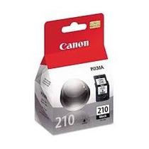 Cartucho Canon 210 Negro Original Nuevo Oferta Lanzamiento