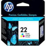 Cartucho Hp Modelo 22 Color Nuevos Sellados Originales