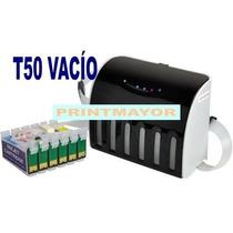 Sistema De Tinta Continua Epson Artisan 50