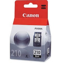 Cartucho De Tinta Negro Canon 210. Origin Tienda. Factura