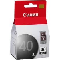 Cartucho Canon 40 Negro