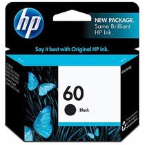Hp 60 Negro 100% Original Garantizado Por Hp