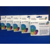 Cartucho Compatible Epson 73 73n 90n 100% Garantizados