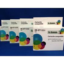 Cartucho Compatible Epson Solo Colores Serie 133 133n