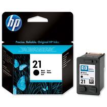 Cartucho Hp 21 Compatible Nuevo Sellados En Caja + Garantia
