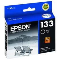 Cartucho De Tinta Negro Epson 133 / T133120 235 420 430 320