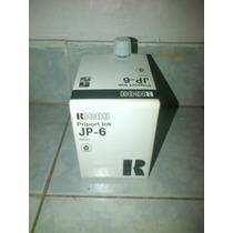 Cartucho De Tinta Ricoh Jp-6 600ml Para Copy-priter