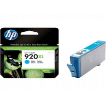 Cartucho Hp 920 Xl Cyan,original 100% Verificable.