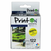 Cartucho Compatible Hp 122 Xl Color Printon Incluye Iva