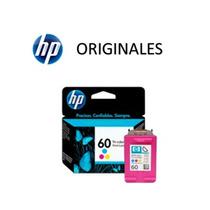 Cartuchos Hp 60 Originales Color (nuevos)