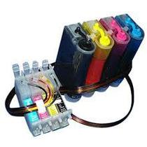 Sistema De Tinta Continuo Lleno C67 C87 Cx3700 Cx4100 Cx4700