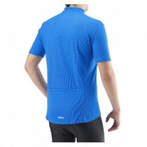 Maillot Para Ciclismo,azul Rey, Importado,manga Corta,b