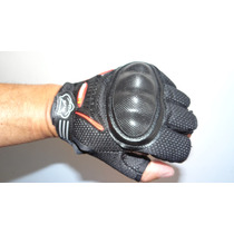 Guantes L Negro Ideal Moto Bici Patines Deportes Extremos