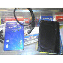 Case Externo 2.5..disco Duro 320 Gb Sata Usb 2.0