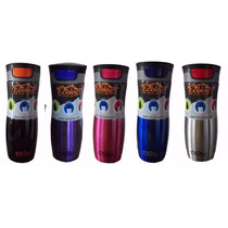 Vasos Termicos Ecology 16oz Tipo Contigo Playero Gym Cooler