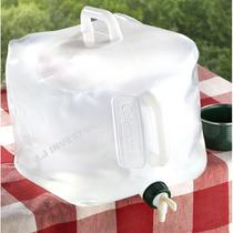 Recipiente Plegable Para Agua Coleman Capacidad 19 Litros