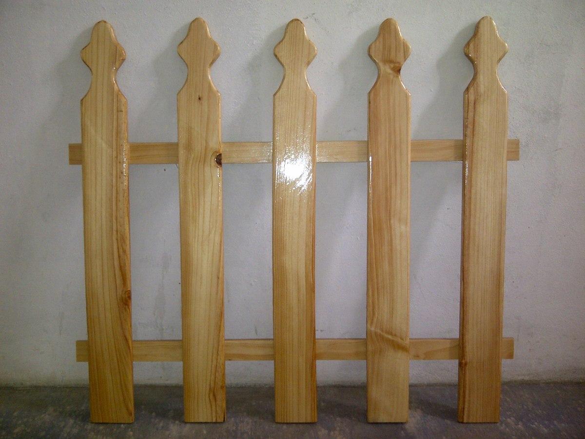 Pin cercas de madera on pinterest - Madera para porches ...