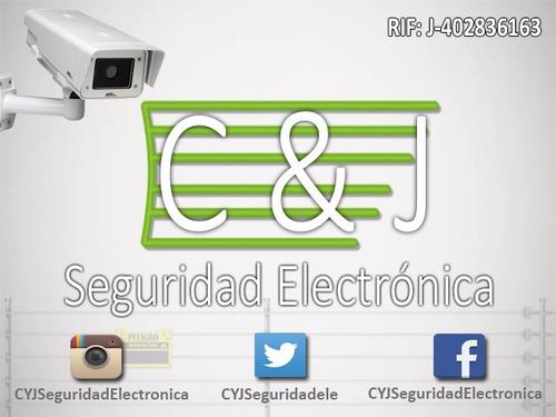 Cerco Electrico Y Concertina