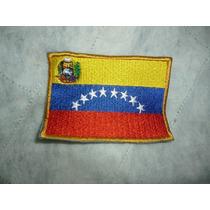 Parche De Colección De 8 Estrella De Venezuela