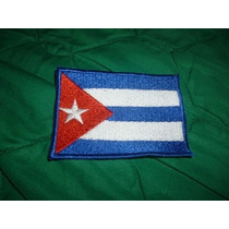 Parche De Colección De Cuba