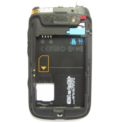 Chasis Placa Carcasacentral Base Blackberry Bold 6 9790
