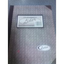 Libro Cuaderno De Contabilidad De 2 Columnas 300 Folios
