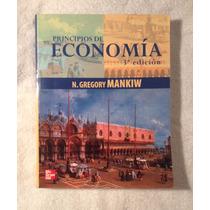 Principios De Economia - Mankiw