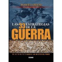 Libro, Las 33 Estrategias De La Guerra De Robert Greene.