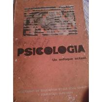 Libro Usado De Texto De Psicología. Autor Burk - Diaz