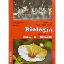 Biología Manual De Laboratorio Yepez Tamayo Larense