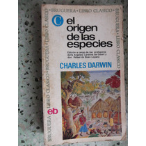 El Origen De Las Especies Charles Darwin Bruguera