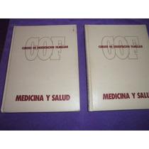 Cursos De Orientación Familiar - Medicina Y Salud (2 Tomos)
