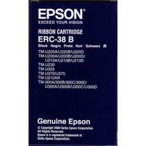 Cinta Epson Original Erc-38 B Impresora Tm-u200a 210 220 230